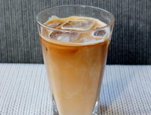 Mjølkefri iskaffi