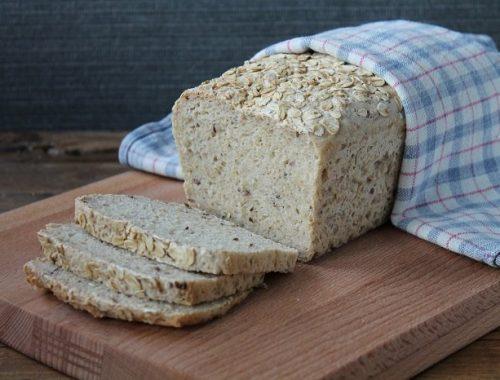 Grovt glutenfritt brød